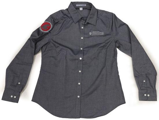 Grey-Long-Sleeve-Dress-Shirt